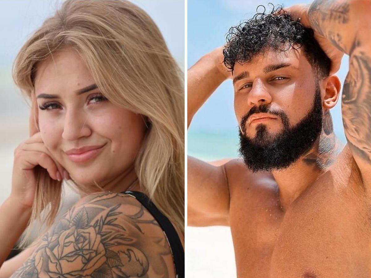 """""""Hotel Paradise"""": Namiętny pocałunek Sary i Przemka zszokował fanów programu"""