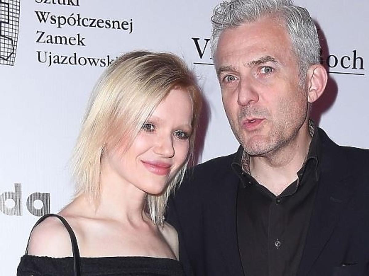 Hubert Urbański i Joanna Majstrak nie są parą