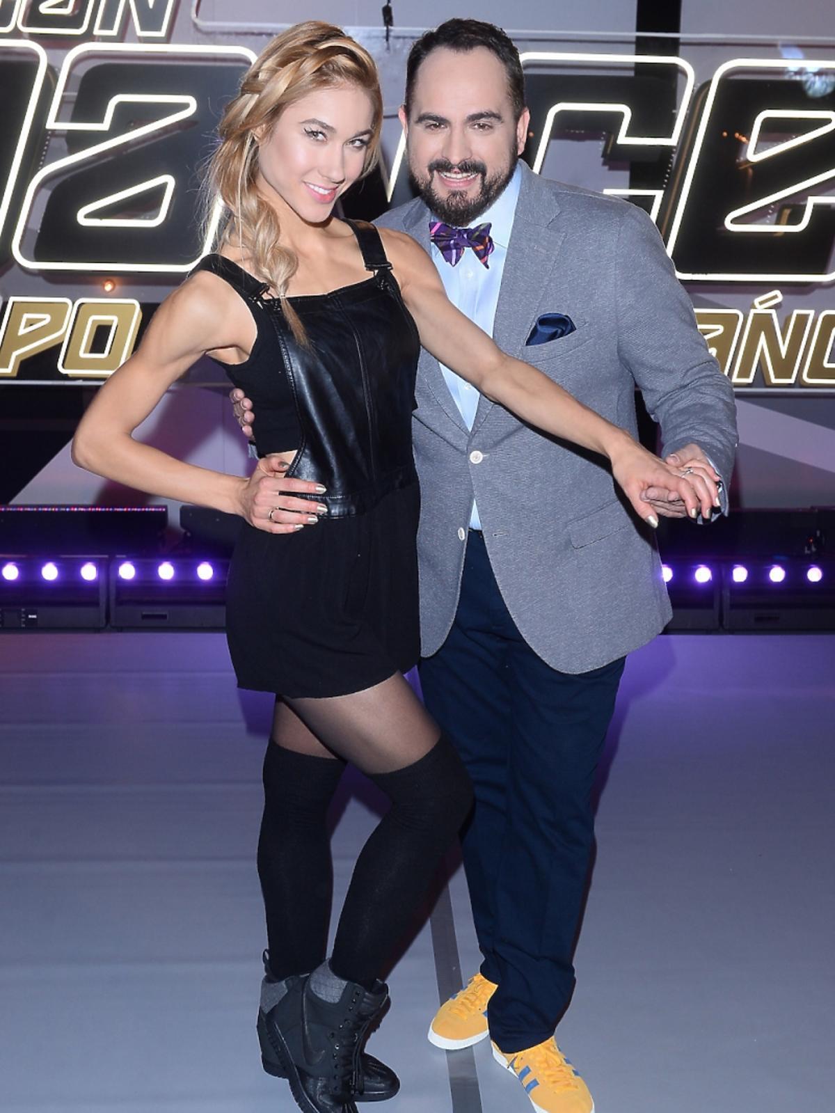 Ida Nowakowska i Agustin Egurolla na castingach You Can Dance