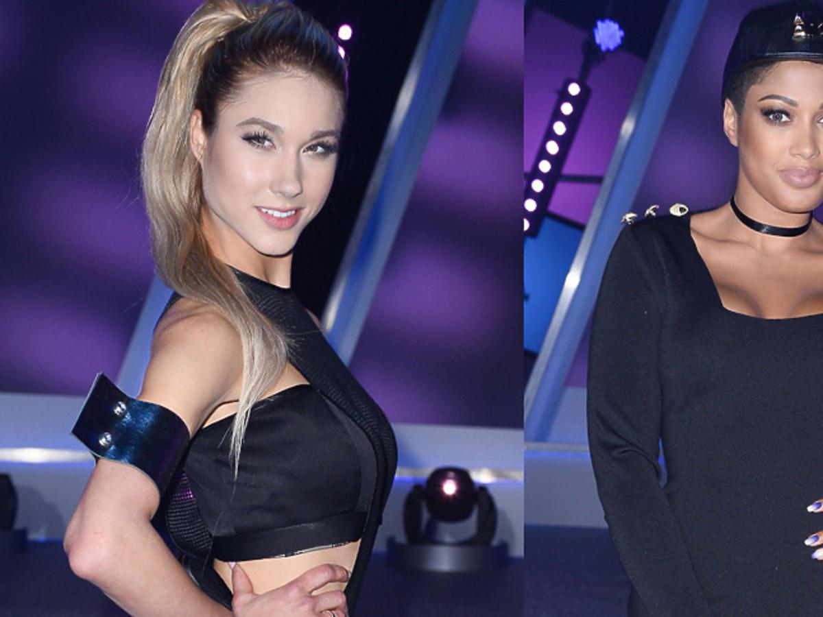Ida Nowakowska i Patricia Kazadi w programie You Can Dance