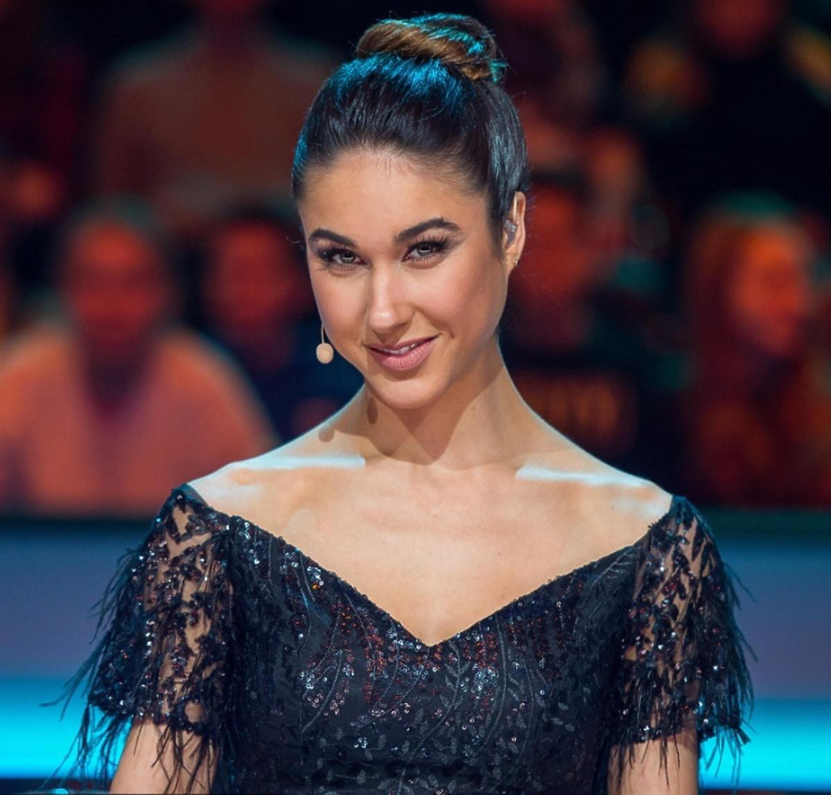 Ida Nowakowska na planie Dance, dance, dance