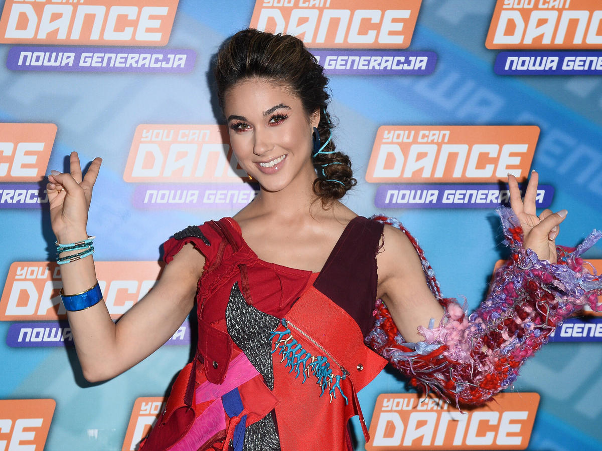 Ida Nowakowska o prowadzeniu You Can Dance