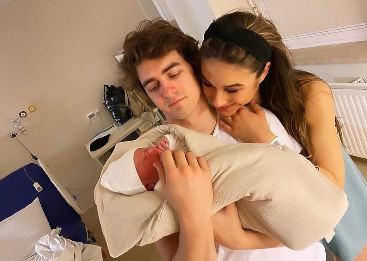Ida Nowakowska pokazała pierwsze zdjęcie z mężem i synkiem