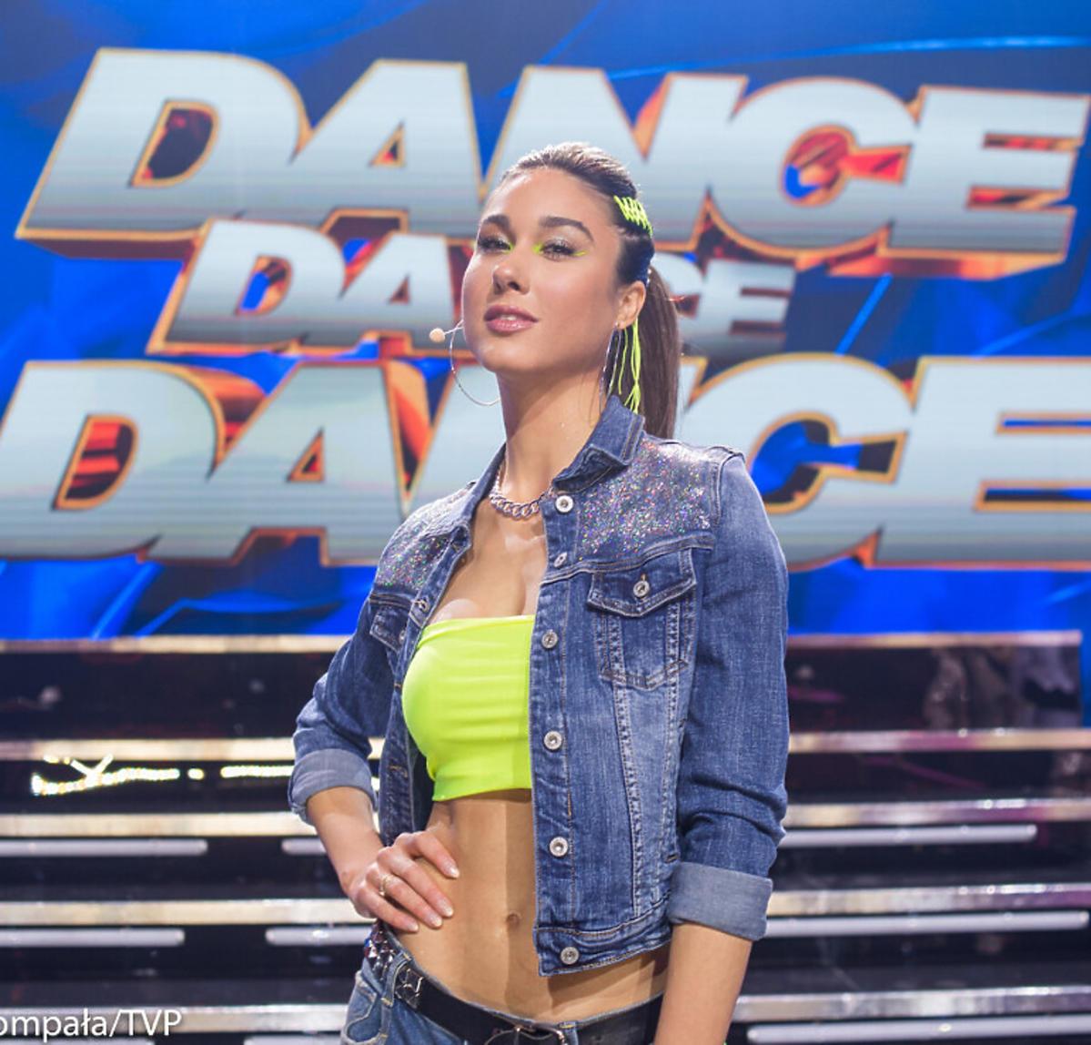 Ida Nowakowska w Dance Dance Dance