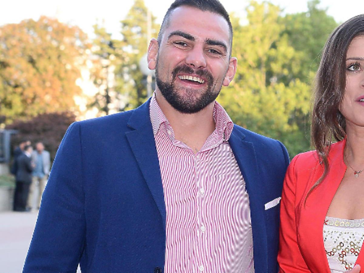 """Igor i Angelika z """"Big Brothera"""" na oficjalnej premierze filmu """"Fighter"""""""