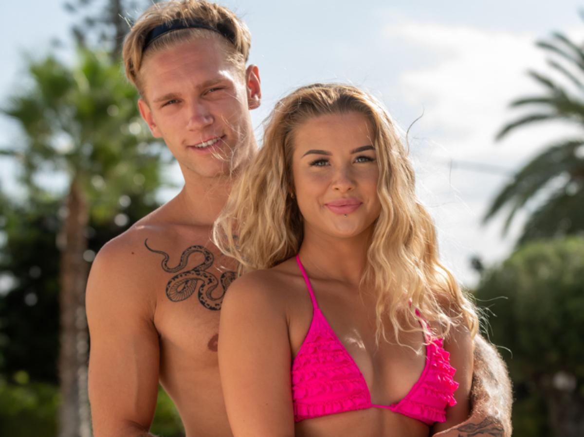 Igor i Oliwia z Love Island