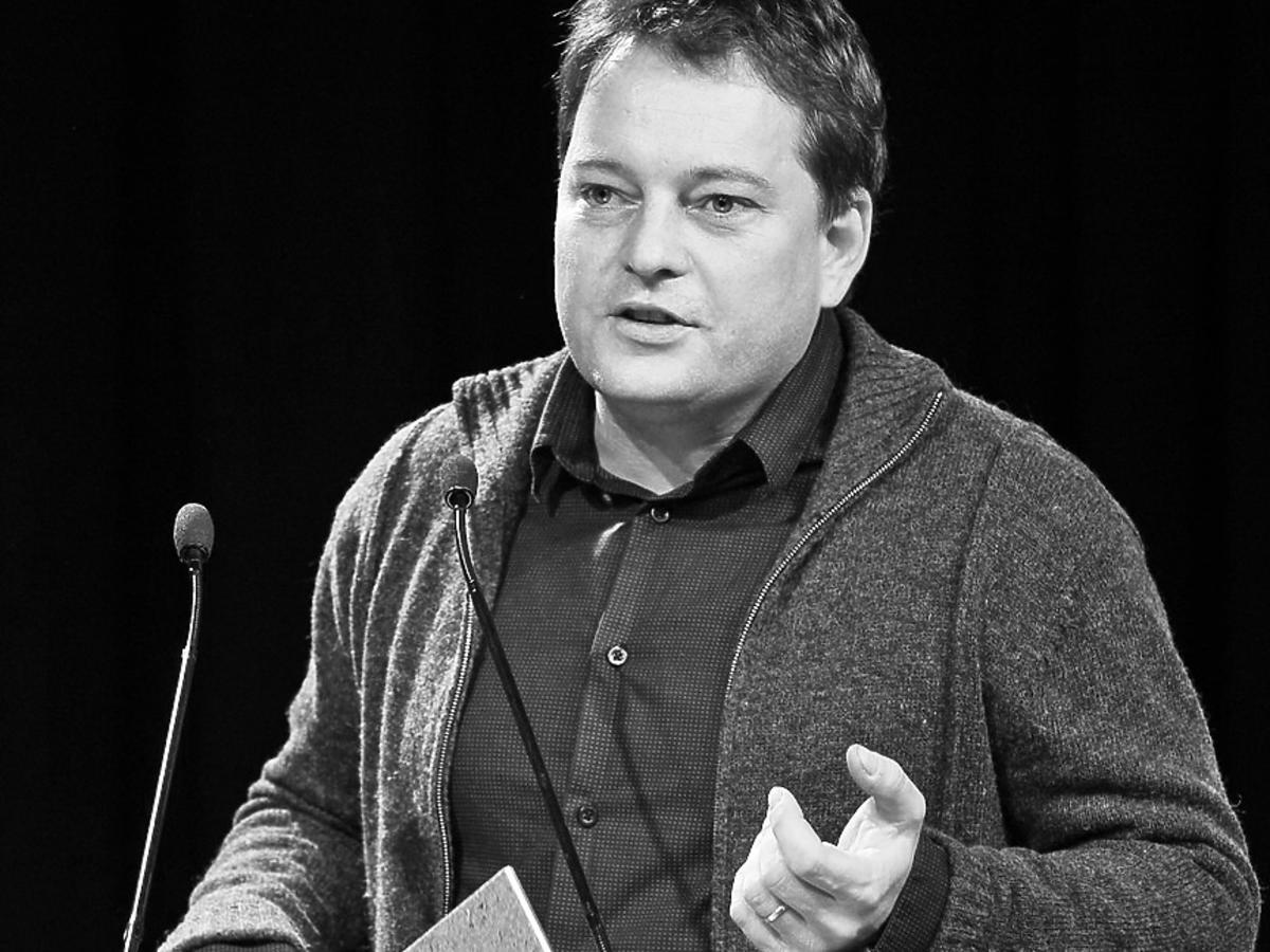 Igor T. Miecik nie żyje, miał 47 lat