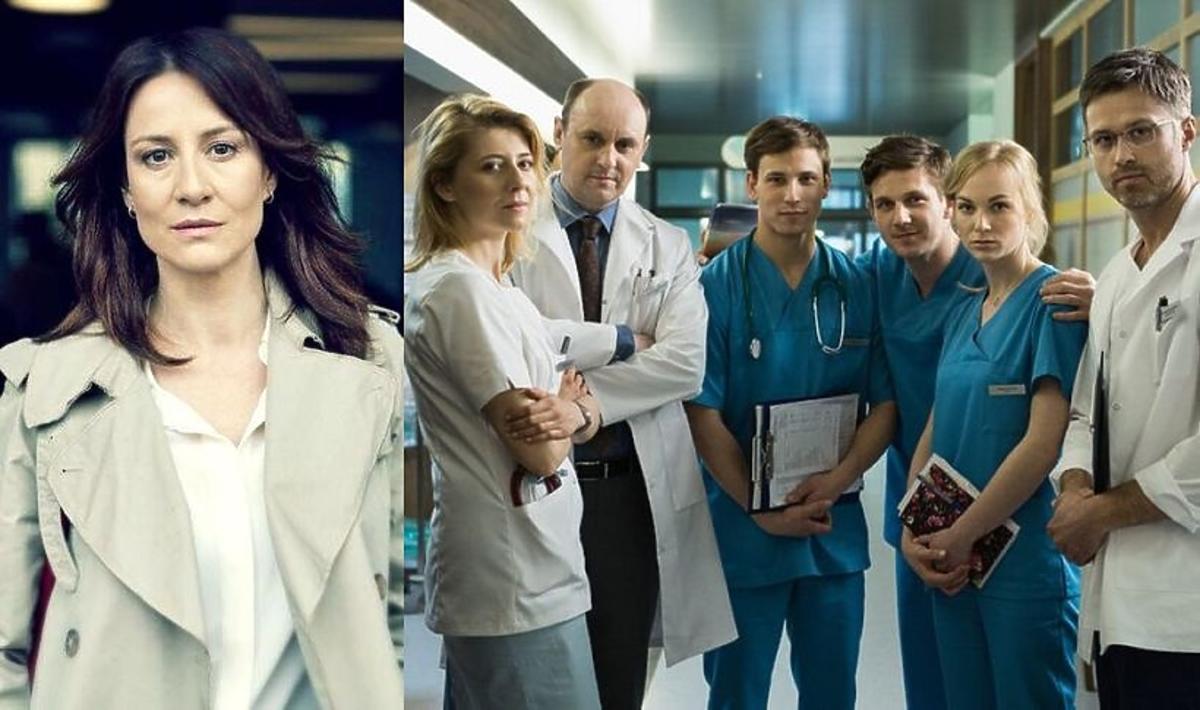 "Ile osób ogląda serial ""Diagnoza""?"
