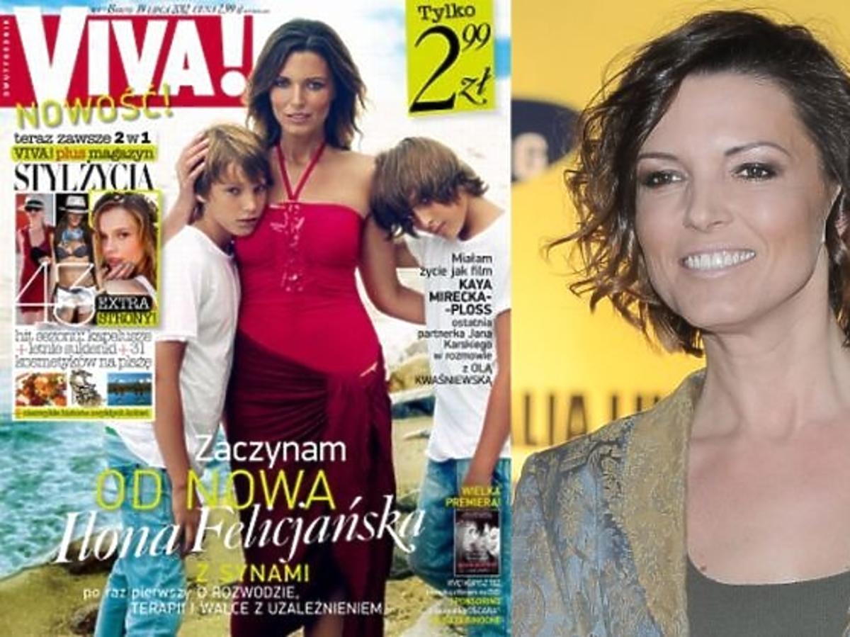 Ilona Felicjańska chciałaby adoptować córkę