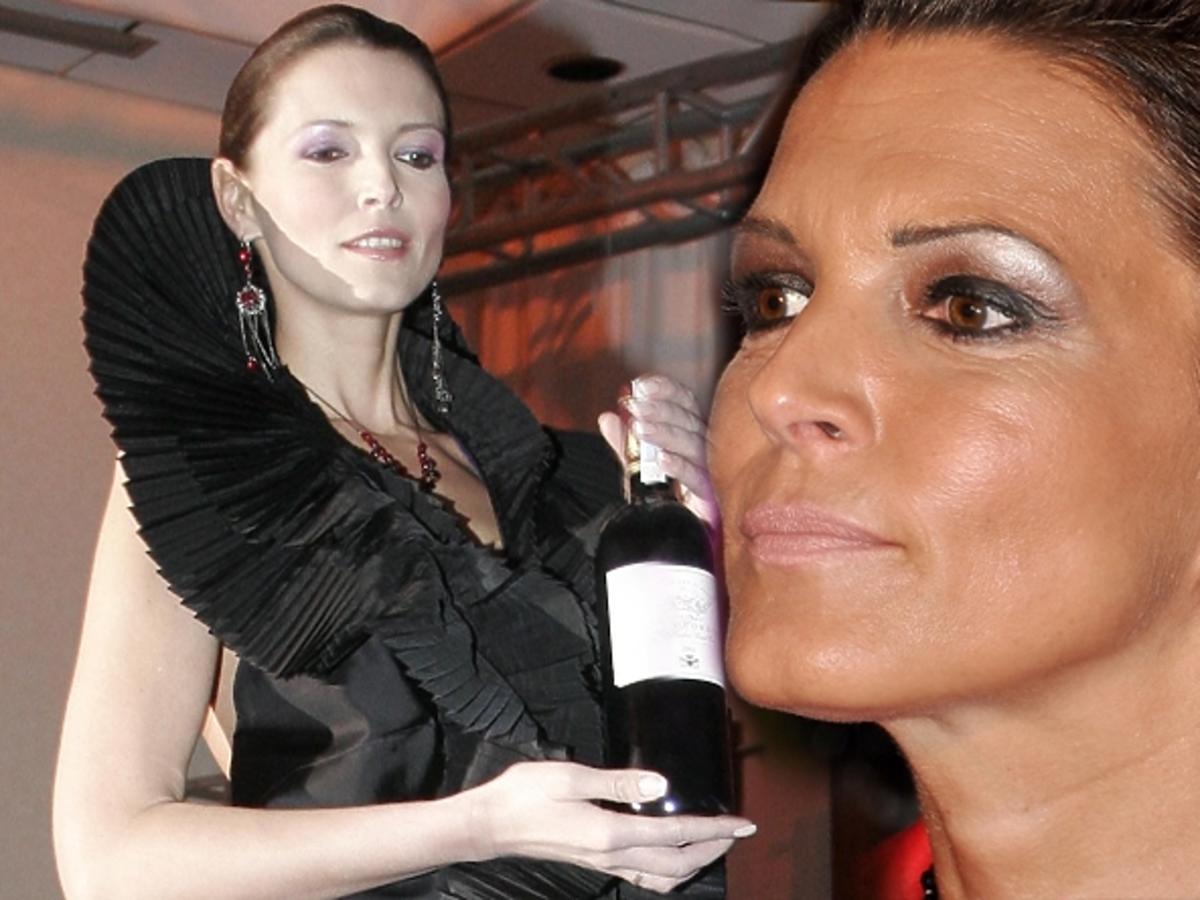 Ilona Felicjańska o alkoholu