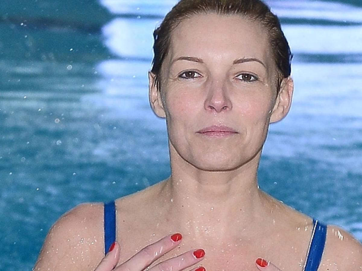 Ilona Felicjańska o porażce w Celebrity Splash