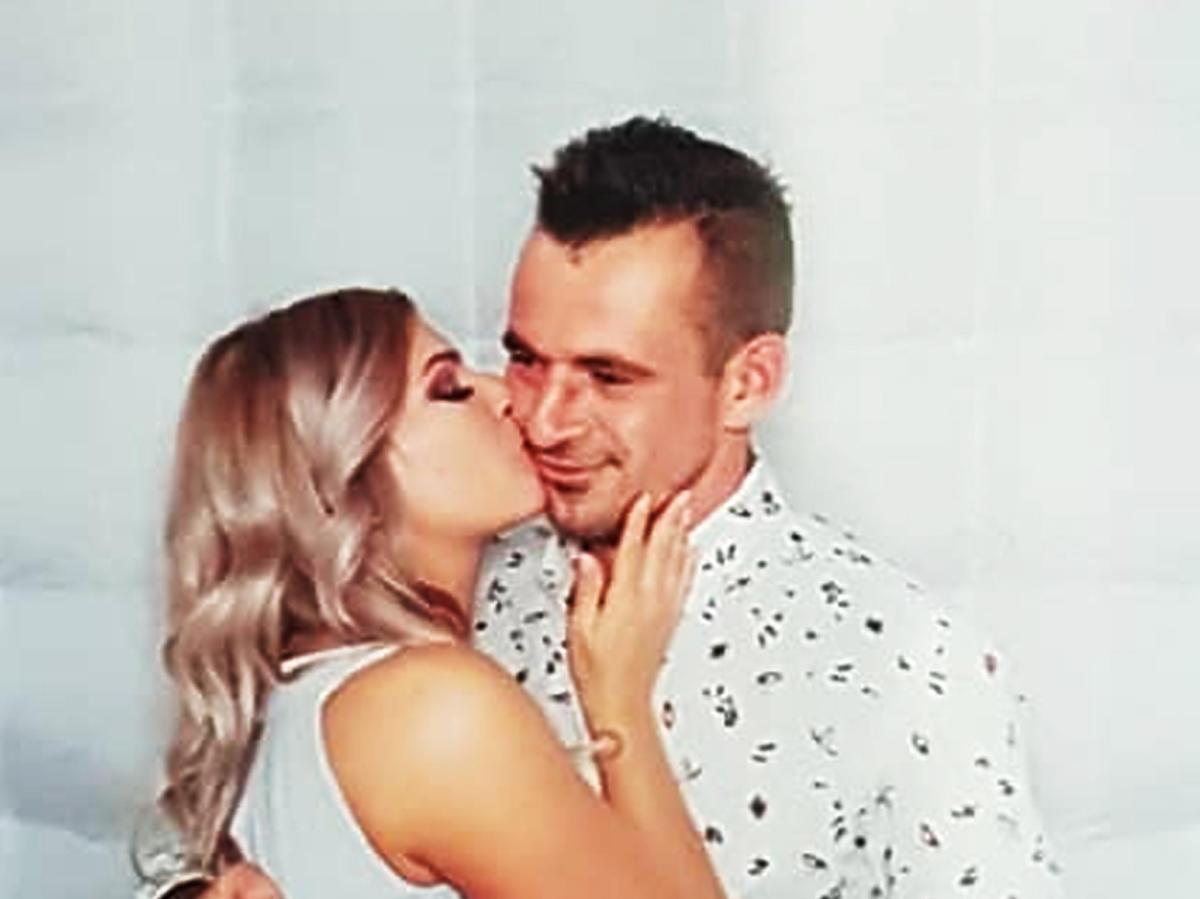 """Ilona i Adrian z """"Rolnik szuka żony"""""""