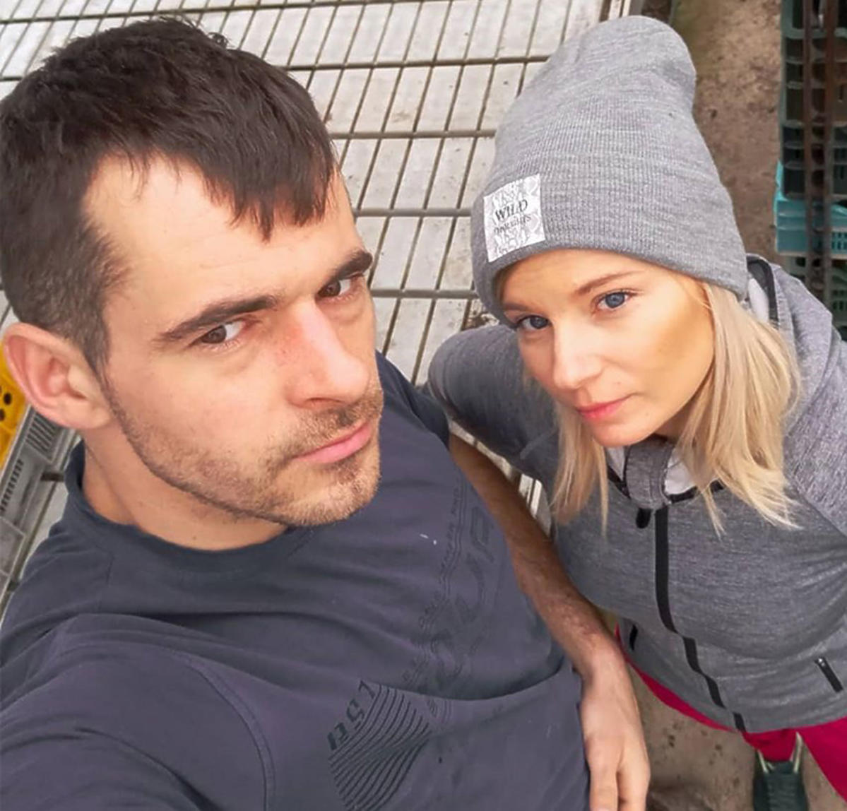 Ilona i Adrian z