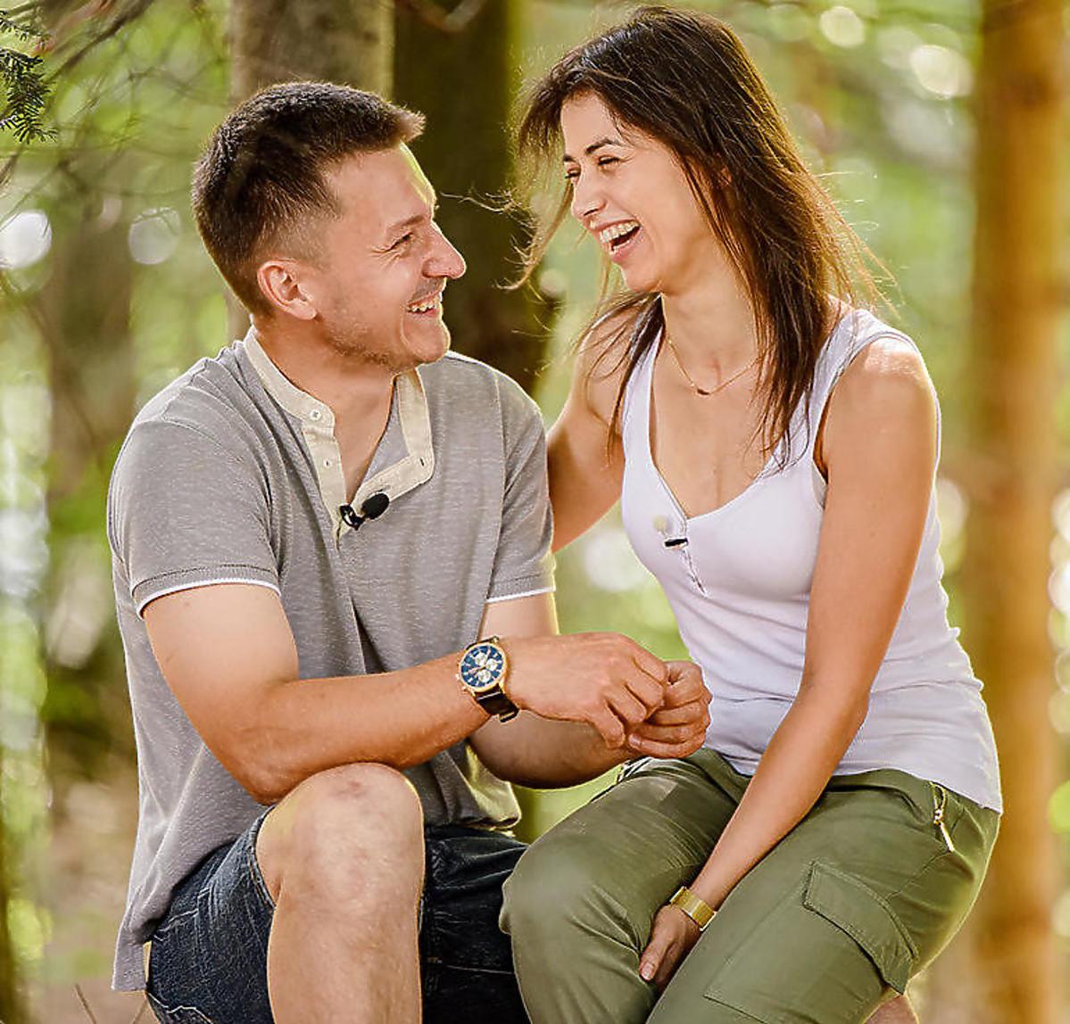 Ilona i Maciej z
