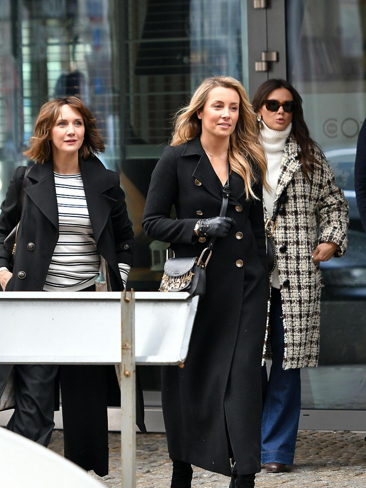 Ilona Ostrowska, Kinga Rusin i Karolina Ferenstein-Kraśko wychodzą z DDTVN