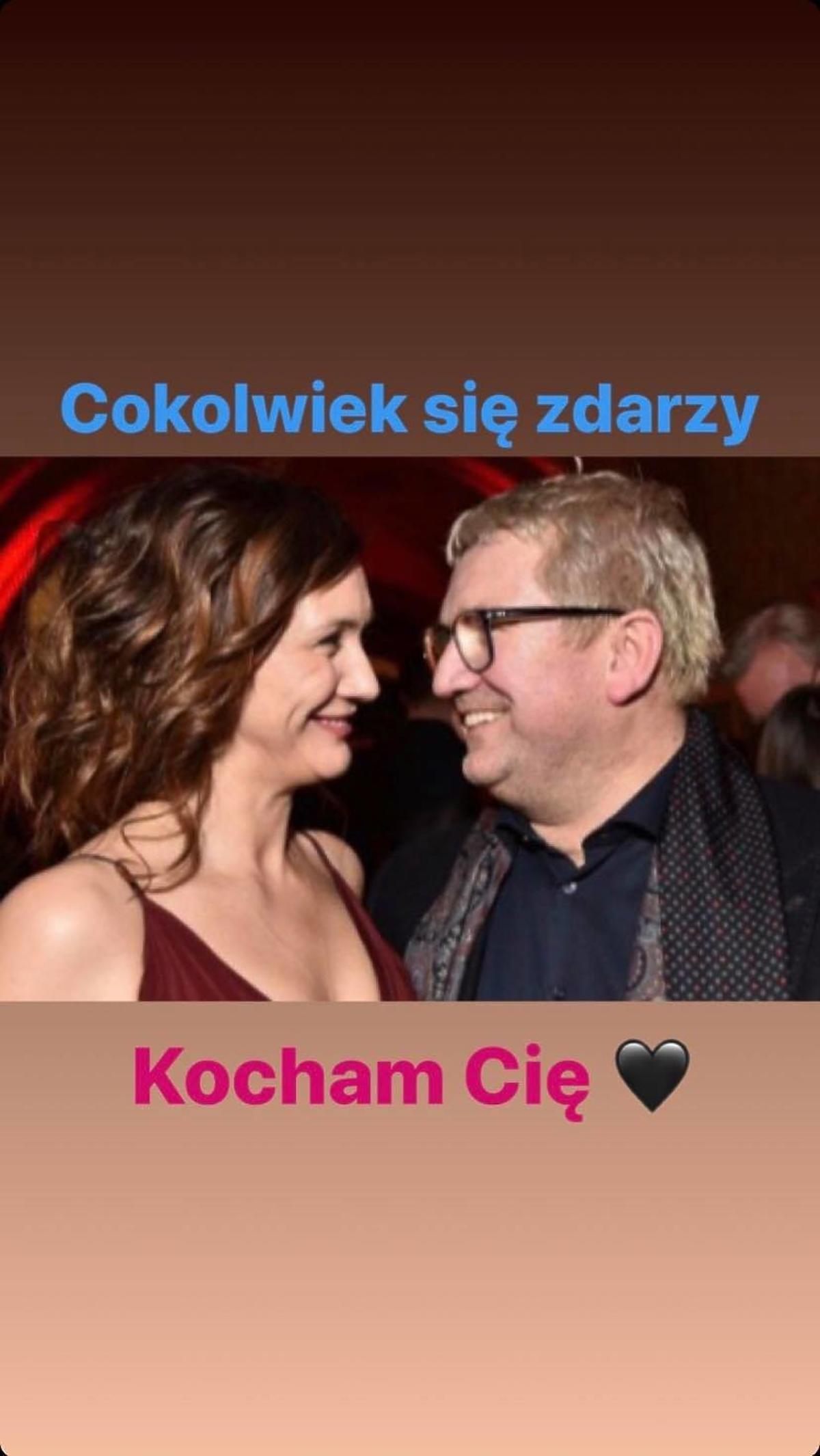Ilona Ostrowska wspomina Pawła Królikowskiego