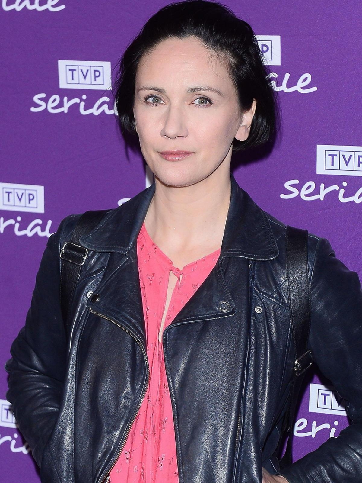 Ilona Ostrowska zmieniła fryzurę