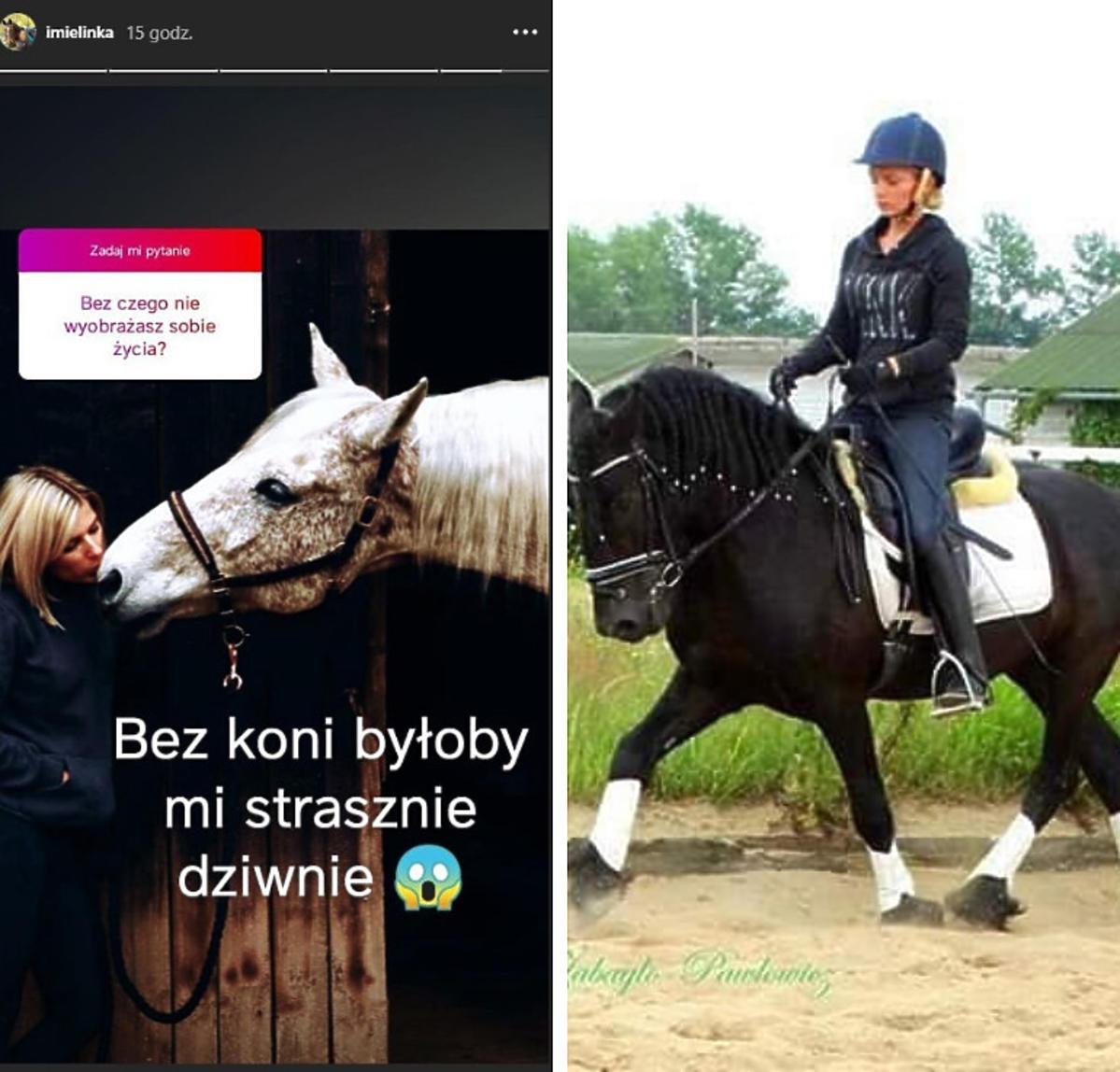 Ilona z Rolnik szuka żony o swojej pasji