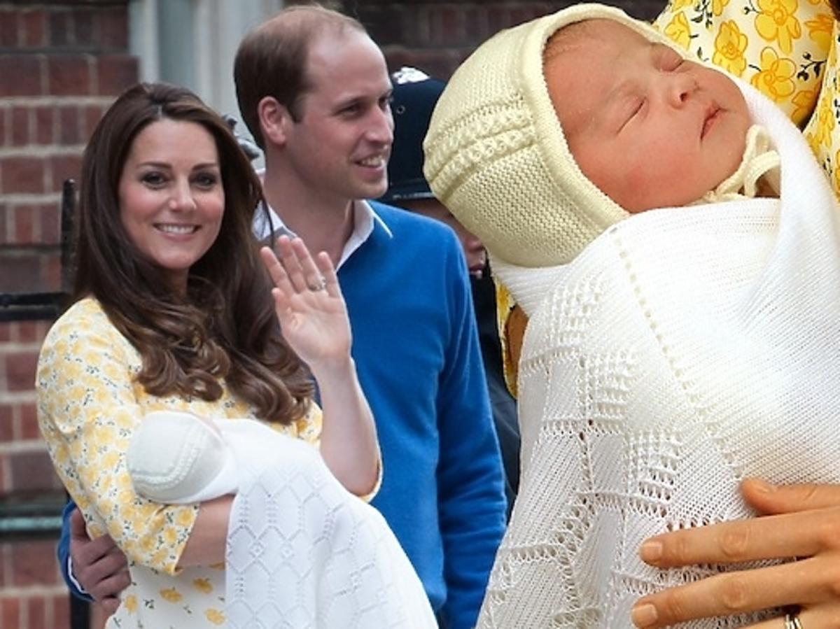 Imię córki księżnej Kate
