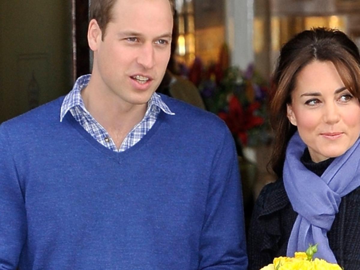 Imię dziecka księżnej Kate i Williama