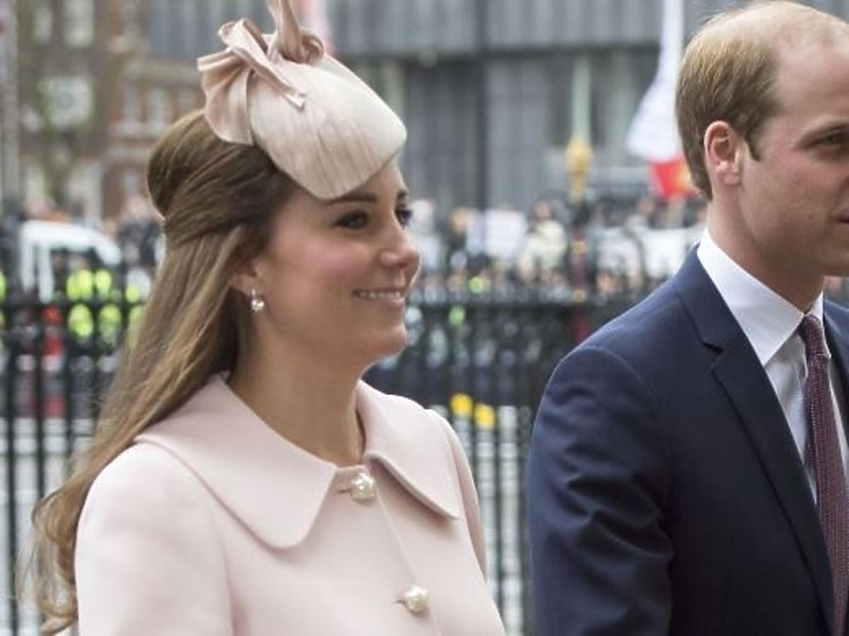 Imiona dla dziecka księżnej Kate