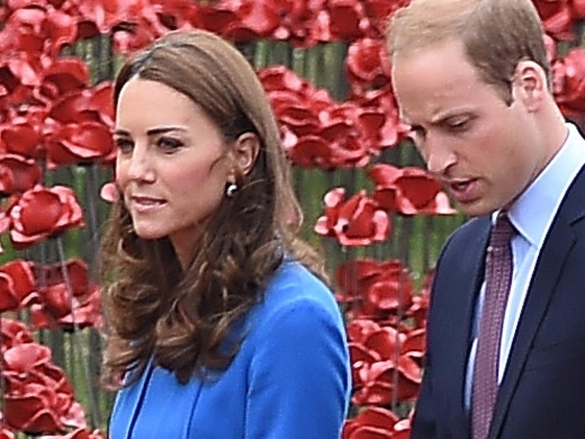 Imiona drugiego dziecka Kate i Williama