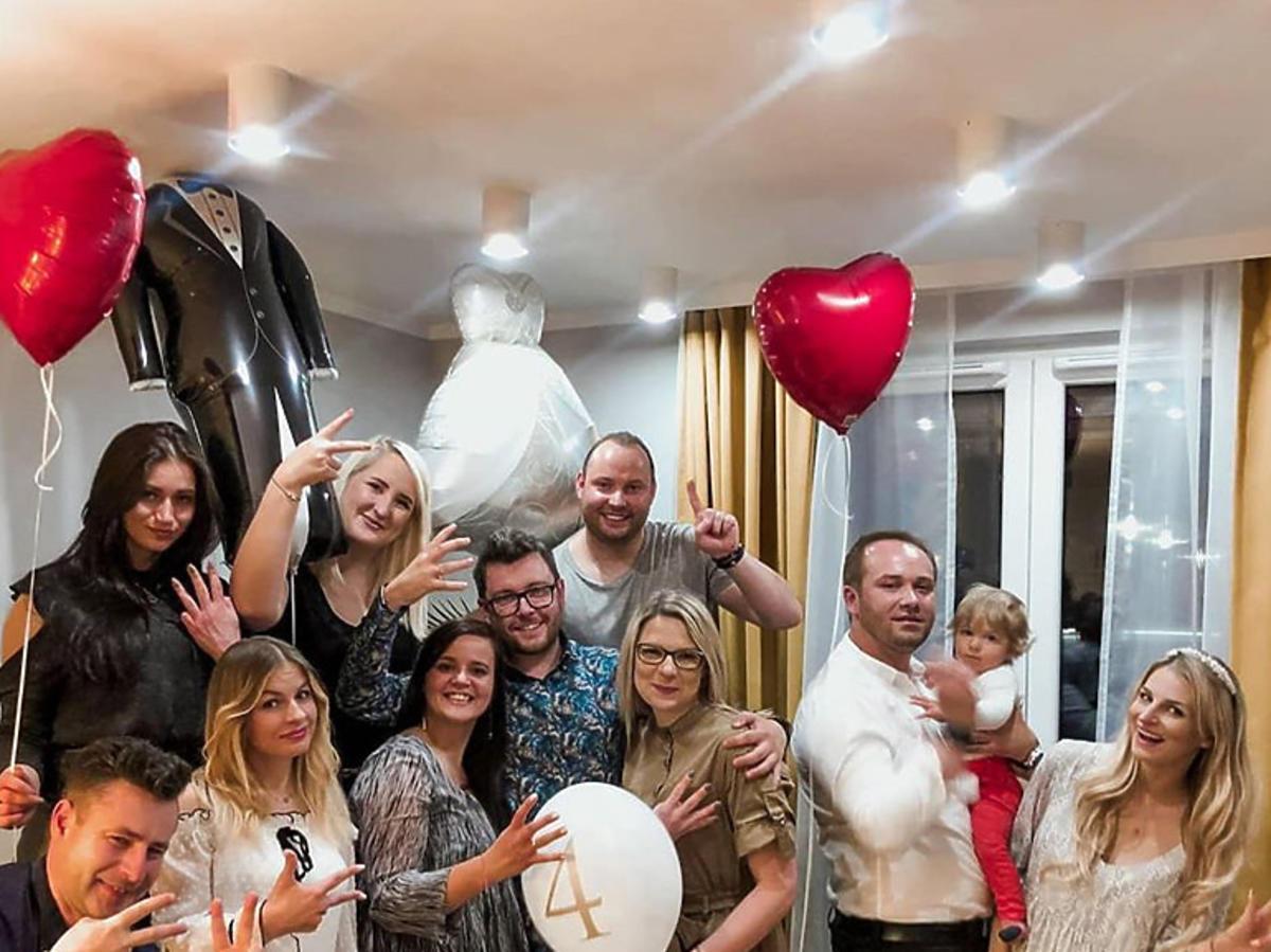Impreza uczestników Ślubu od pierwszego wejrzenia