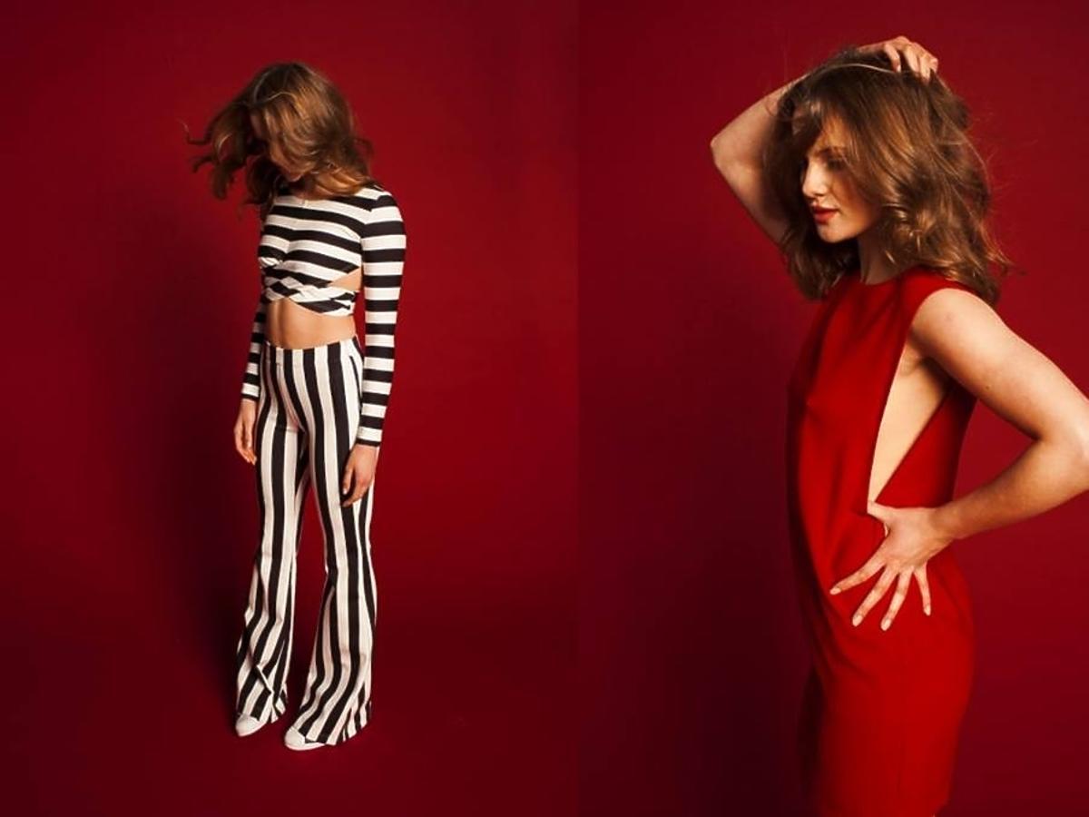 Ines Mannei w kampanii odzieżowej