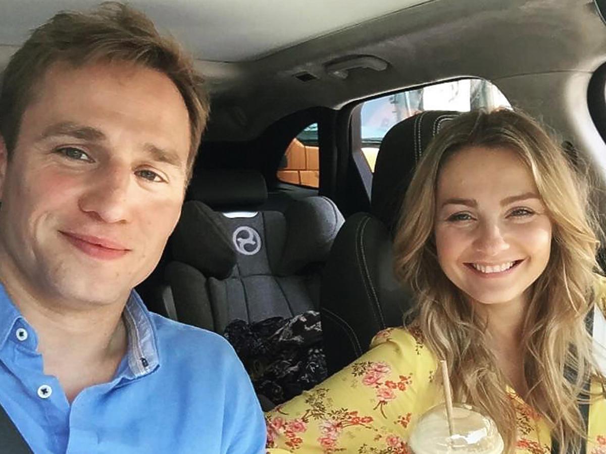Inga i Maks w 14. sezonie Przyjaciółek