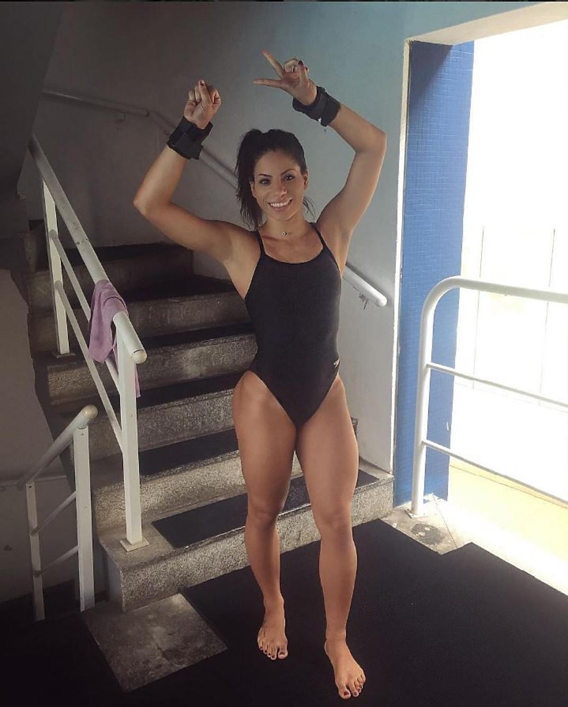 Ingrid de Oliveira bohaterka seksafery na igrzyskach w Rio