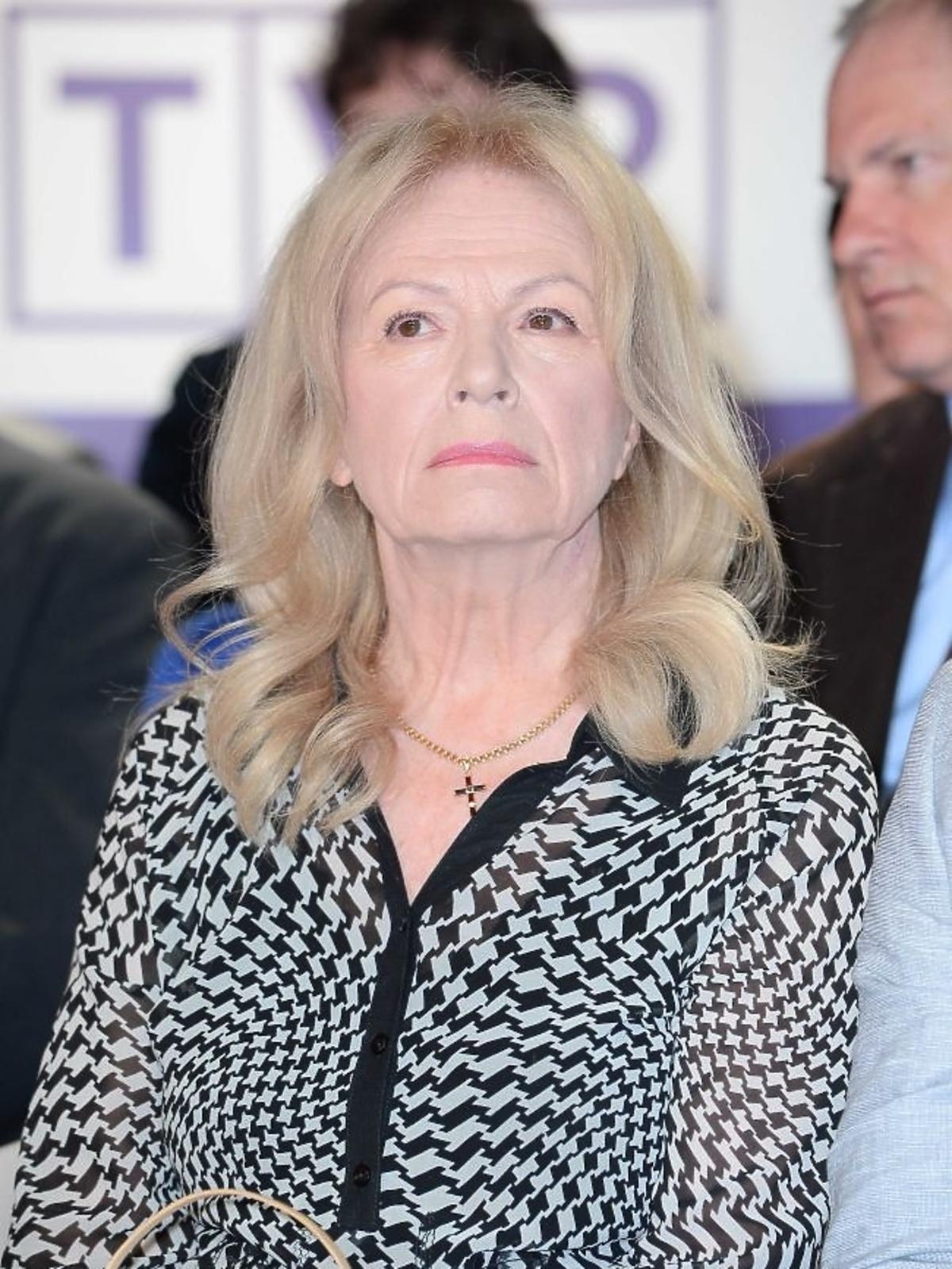 Irena Karel na 65-leciu pracy zawodowej Teresy Lipowskiej