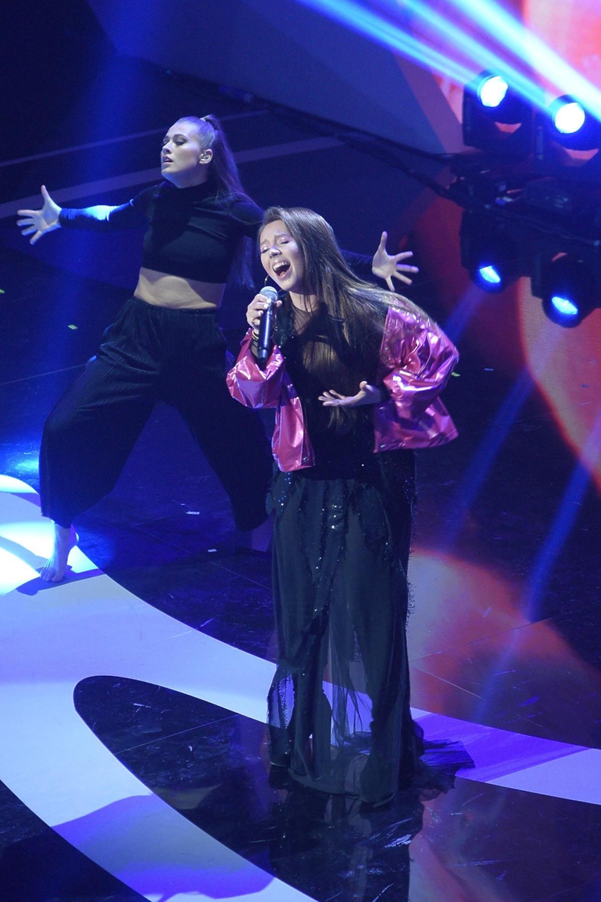 Isabel Otrebus w finale polskich preselekcji do Eurowizji 2018