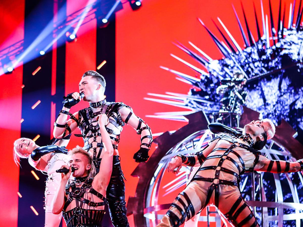 Islandia na Eurowizji 2019