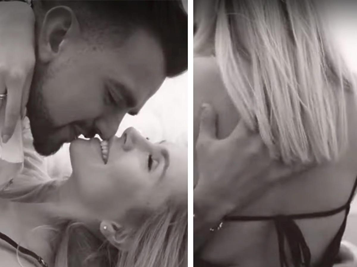 Ivan i Ania z Hotelu Paradise 2, screeny z filmu YouTube