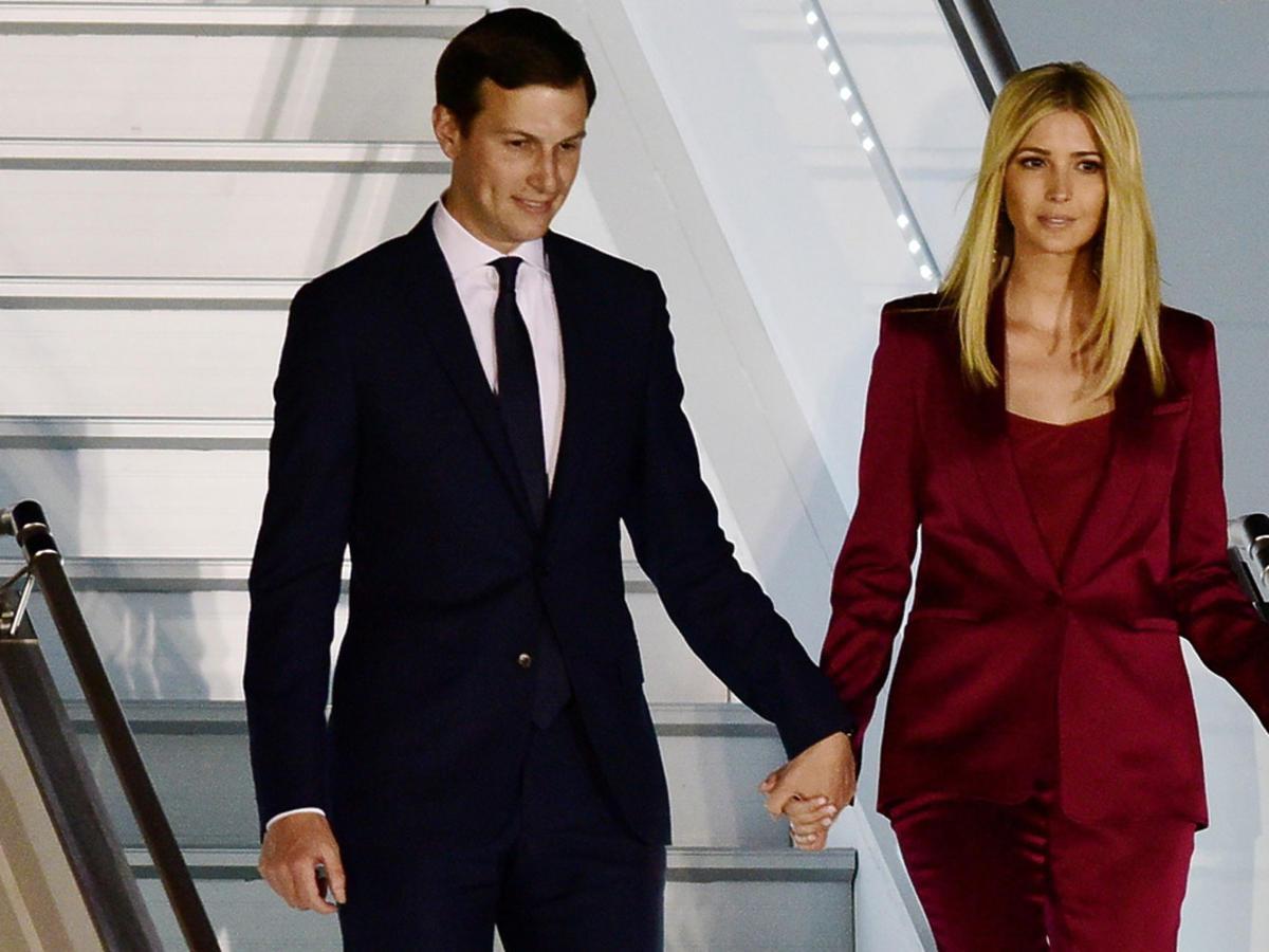 Ivanka Trump, Jared Kushner w Polsce