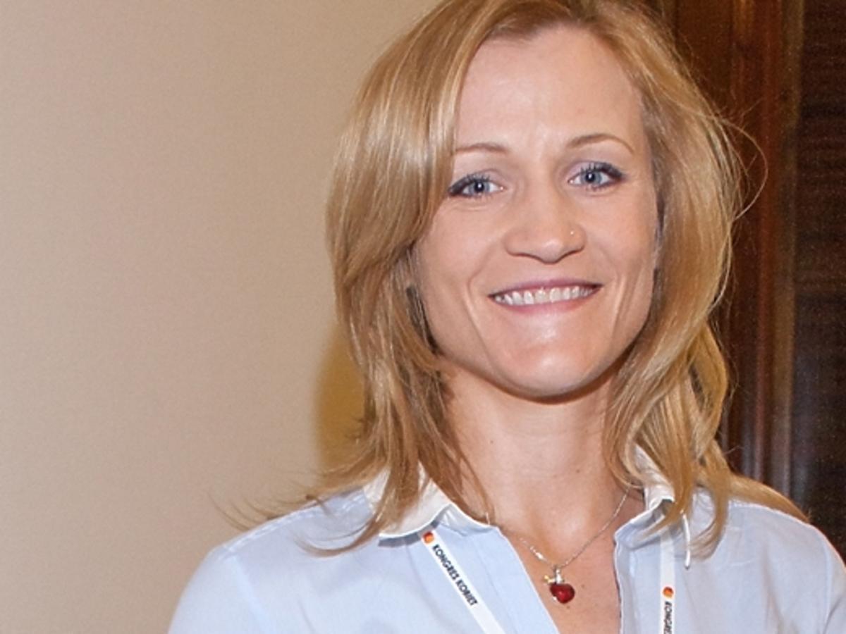 Iwona Guzowska bierze ślub