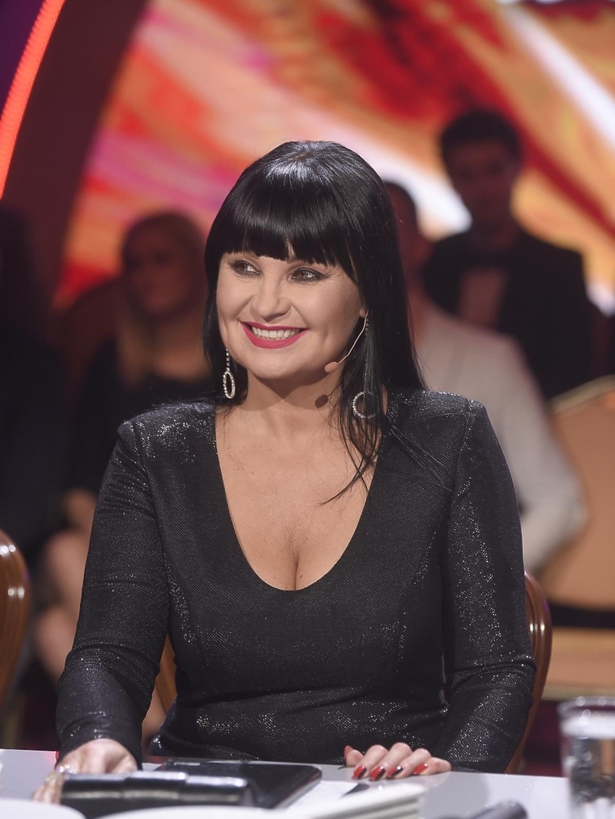 Iwona Pavlović w finale Tańca z Gwiazdami