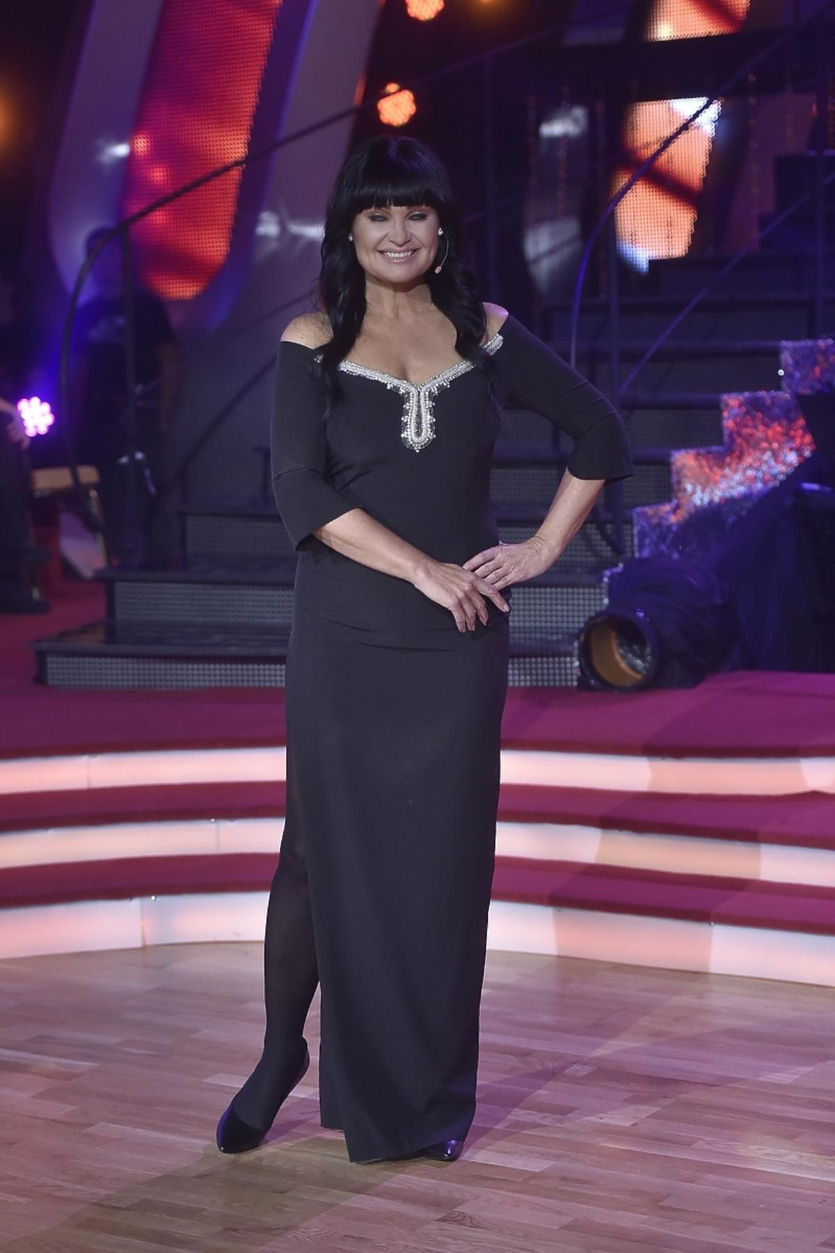 Iwona Pavlović w siódmym odcinku Tańca z Gwiazdami