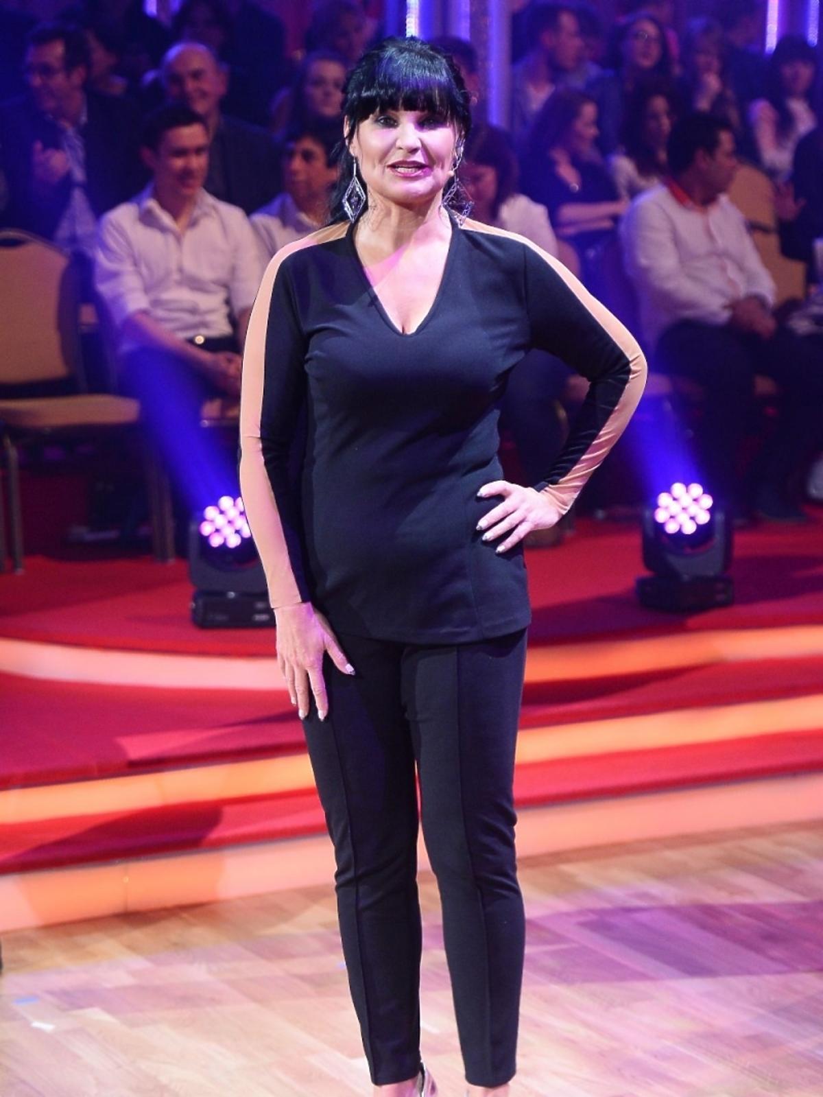 Iwona Pavlovic w trzecim odcinku Tańca z Gwiazdami