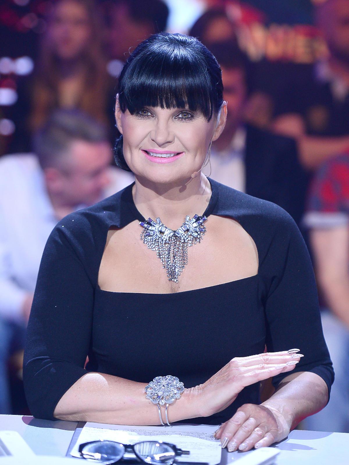 Iwona Pavlović zmieniła kolor włosów