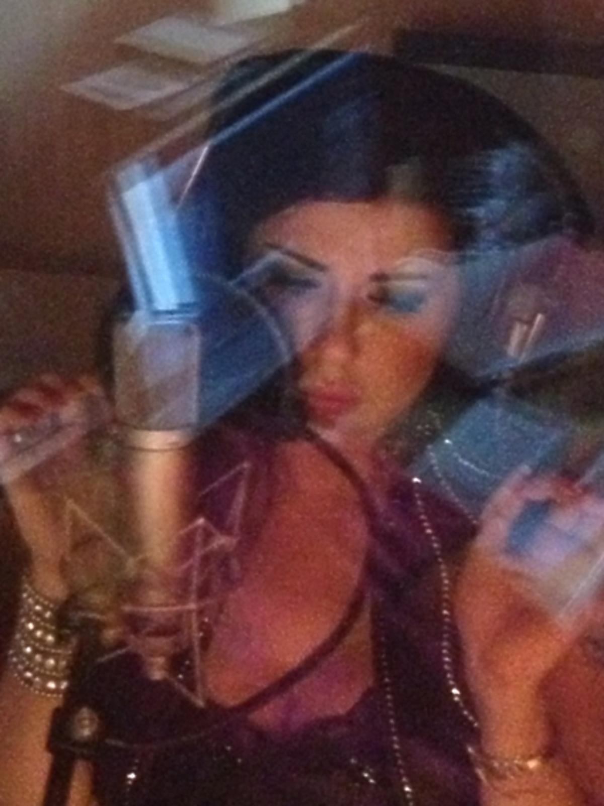 Iwona Węgrowska majówkę spędza w Los Angeles, gdzie nagrywa materiał na nową płytę