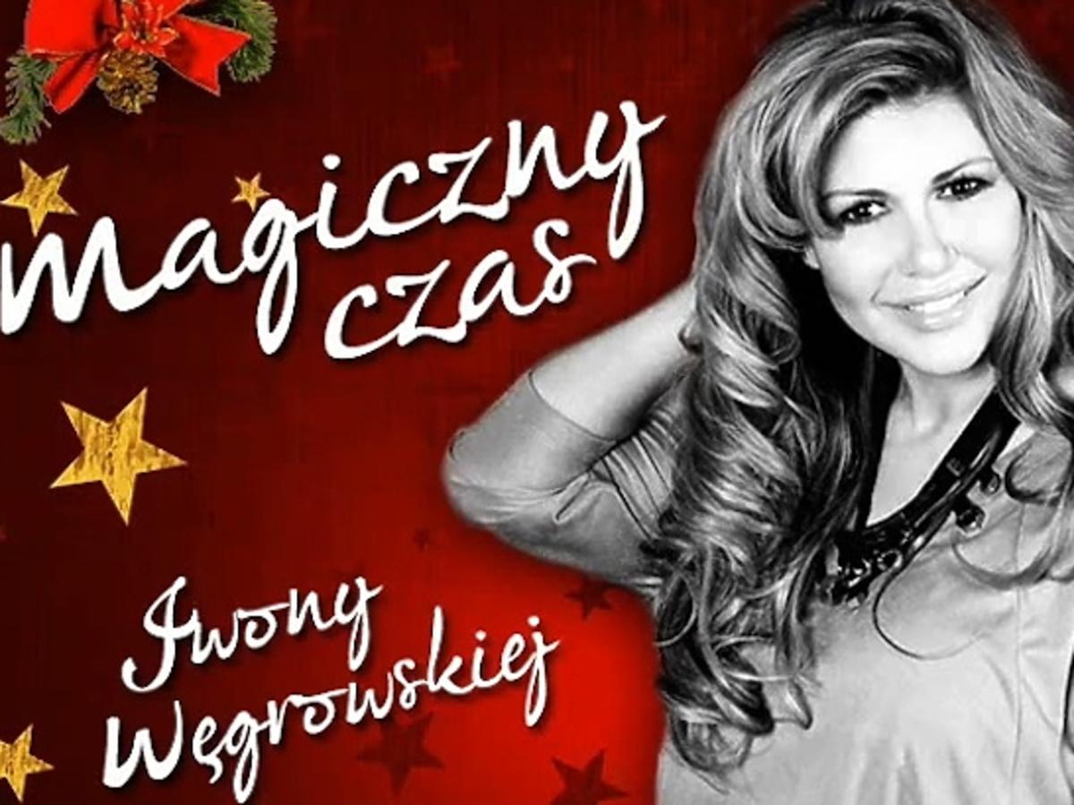 Iwona Węgrowska nagrała piosenkę na święta Magiczny czas