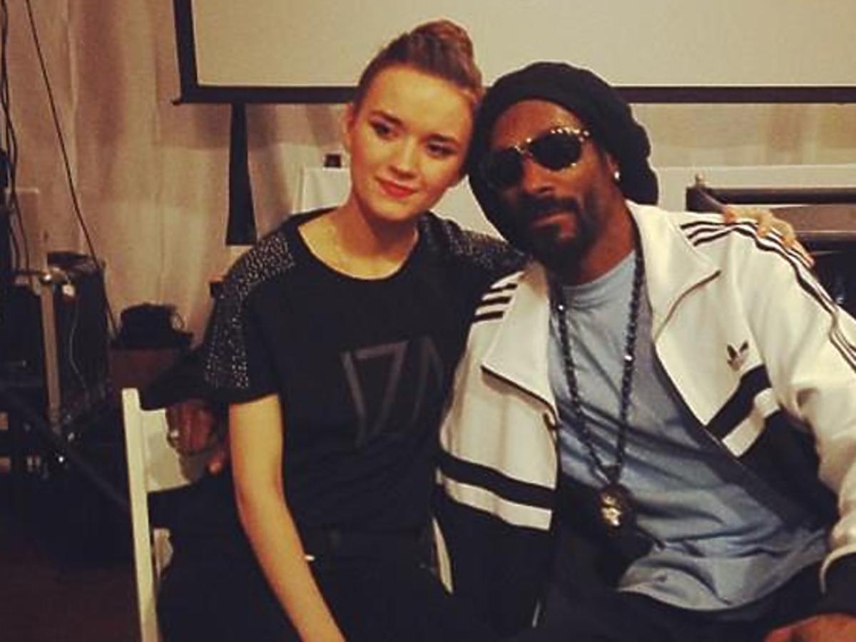 Iza Lach w duecie ze Snoop Doggiem