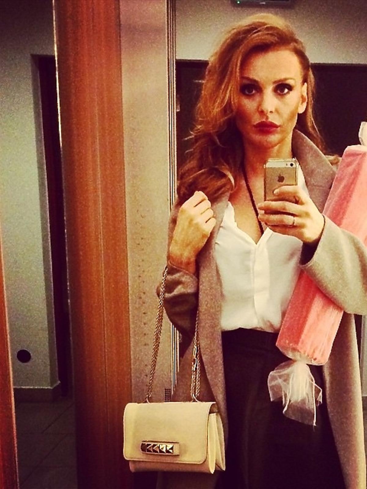 Izabela Adamczyk na Instagramie