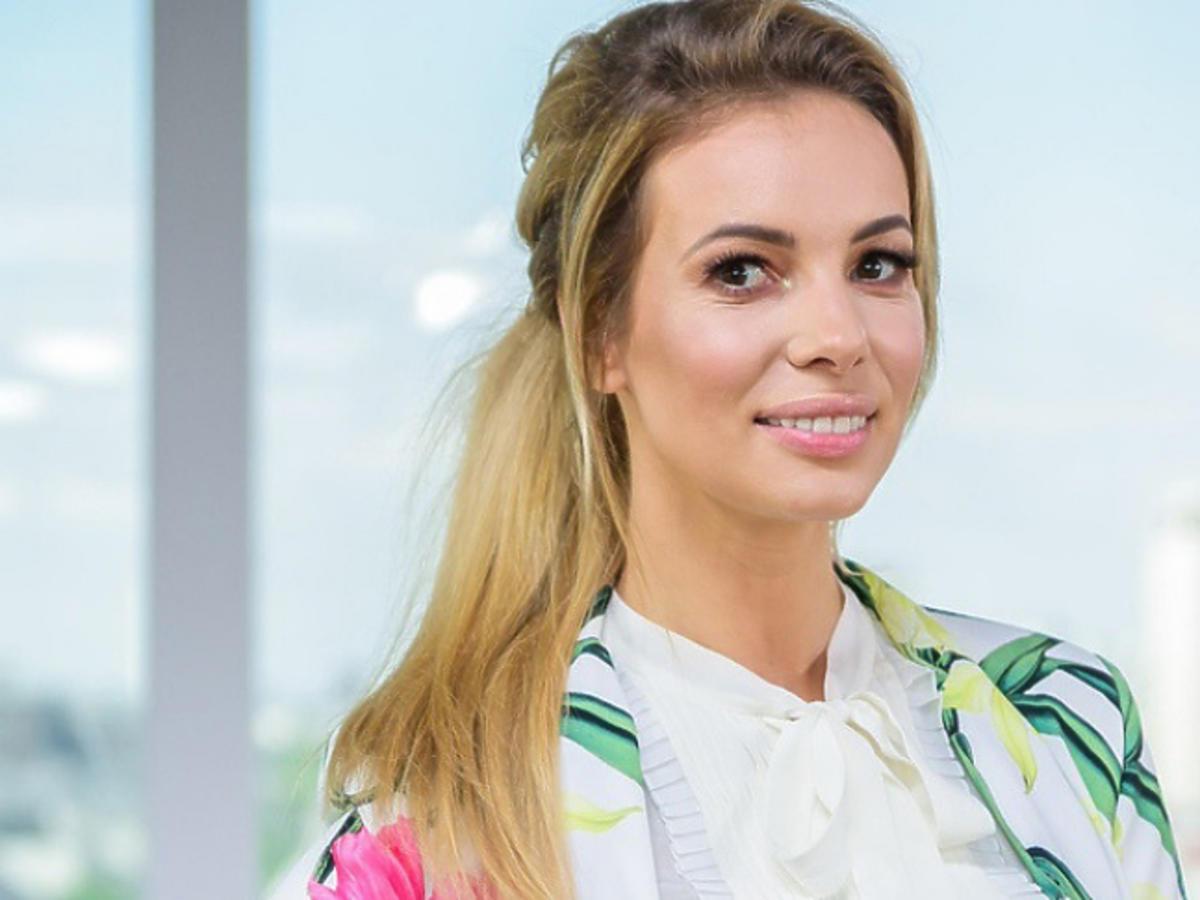 Izabela Janachowska o ciąży