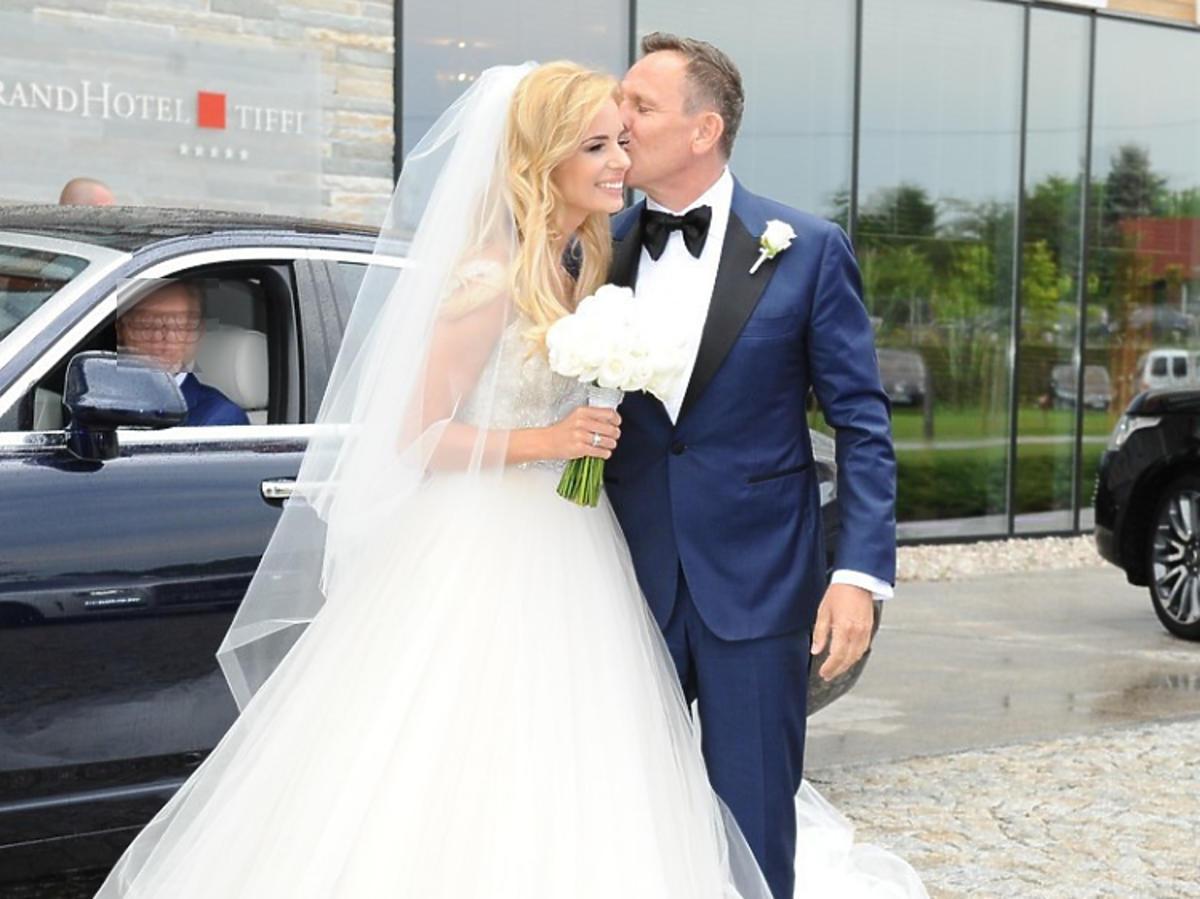 Izabela Janachowska ślub