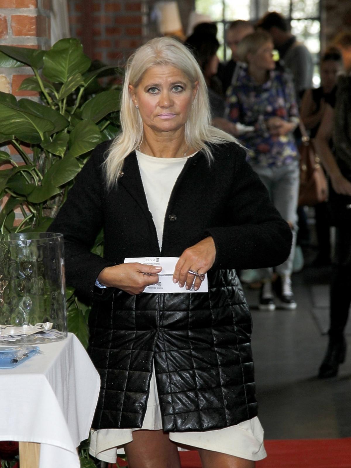 Izabela Kisio-Skorupa na jesiennej ramówce Polsatu