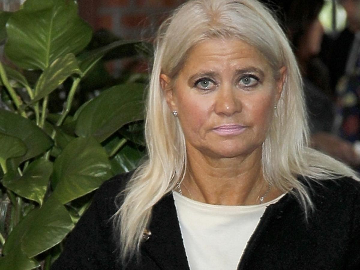 Izabela Kisio Skorupa w nowej fryzurze