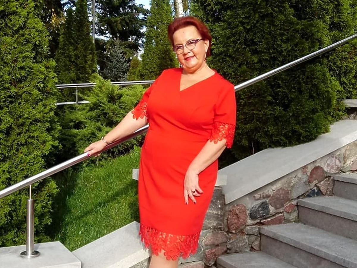 Izabela Zeiske o udziale w programie