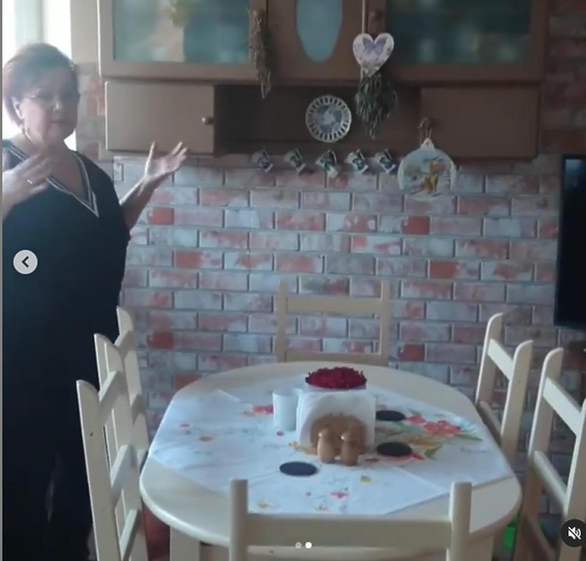 Izabela Zeiske pokazała jadalnię po remoncie
